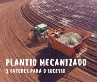 plantio mecanizado