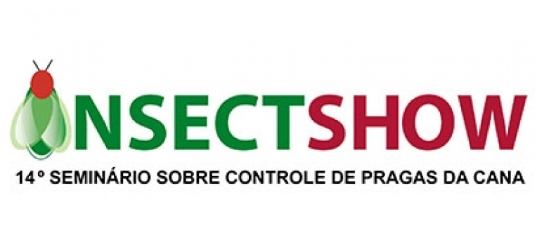 14º INSECTSHOW Seminário sobre Controle de Pragas da Cana - De 4 de Julho a 5 de Julho