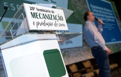 20º Seminário de Mecanização e Produção de Cana-de-Açúcar