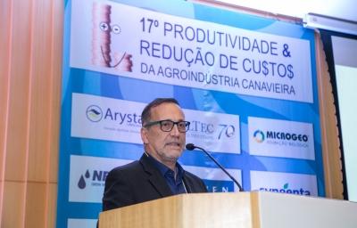 17° Seminário de Produtividade e Redução de Custos da Agroindústria Canaviera.